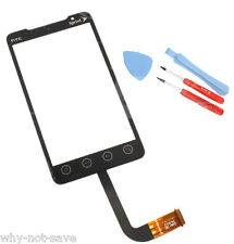 Touch Screen Glass Digitizer Replacement Part for Sprint HTC Evo 4G PC36100 tool