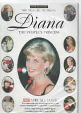 THE TRIBUTE TO DIANA - DIANA THE PEOPLE'S PRINCESS - NEW EDITION