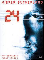 24 - Season 1 (DVD) Brand New - Sealed - Kiefer Sutherland