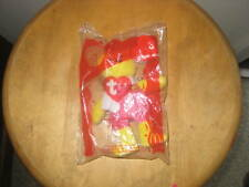 Ty Birdie the Bear McDonald's Mini Beanie Baby Toy
