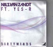 Nils Van Zandt ft Yes- R-Dirty Minds Promo cd  6  tracks