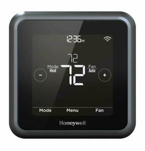 Honeywell Lyric T5 Smart Wi-Fi Thermostat - Black
