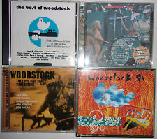 LOT CD ALBUM - COFFRET CD SPECIAL WOODSTOCK
