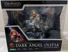 AUTHENTIC Kotobukiya - Rage of Bahamut Dark Angel OLIVIA 1/8 PVC Figure (Sealed)