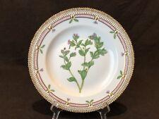 Royal Copenhagen Flora Danica Dinner Plate 10 Stenhammaria Maritima Rchb 20 3549