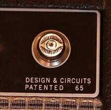 Guitar amplifier Jewel Lamp Indicator lamp jewel.  Model 002.  For pilot light