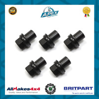 X5 ALLOY WHEEL NUTS FOR LAND ROVER RANGE ROVER L322 - PART NO RRD000011