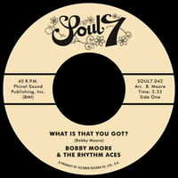 Bobby Moore & Rhythm Aces - What Is That You Got? - Funk Northern Soul 45 - Hear
