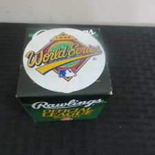 Rawlings Official 1996 World Series Baseball New Sealed
