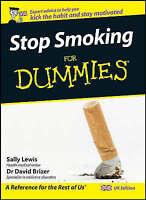 Brizer M.D., David, Lewis, Sally, Stop Smoking For Dummies (R), Very Good Book