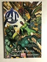 THE AVENGERS volume 1 Human After All (2014) Marvel Comics TPB 1st FINE-