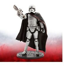 Disney Store Star Wars The Last Jedi Captain Phasma Elite Series Die Cast Figure