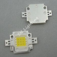 2pcs 10W LED White High Power Epistar LED Bead For Floodlight DIY