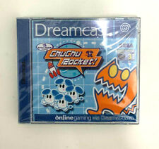 Chu Chu Rocket! for Sega Dreamcast by Sonic Team 1999 NEW AND SEALED classic