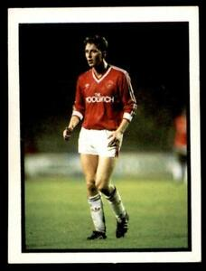 Daily Mirror Soccer 88 Stickers - David Campbell (Charlton Athletic) No.27