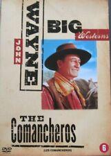 THE COMANCHEROS  -  DVD