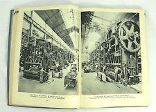 Almanach Citroën 1932, 351 pages illustrées de photos, de dessins excellent état