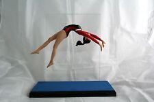 1/6 Resin Model Kit, Sexy action figure Gymnastics on Floor