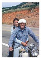 Steve McQueen, Fotografie by Barbara McQueen 1978, signiert, 3/25, Indian