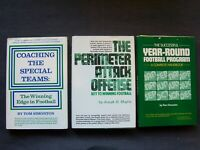 coaching football books The Perimeter Attack Offense, Coaching the Special Teams