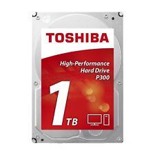 Toshiba P300 High Performance 1TB Internal Hard Drive (Bulk) 3.5 Inch SATA