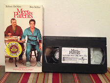 Meet the parents VHS tape & sleeve