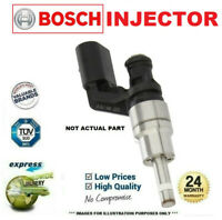 1x BOSCH INJECTOR for SEAT LEON 1.4 TSI 2012->on