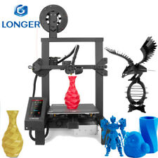 Longer LK4 Pro Impresora 3D DIY Kit Open Source 1.75mm PLA Filamento Impresora