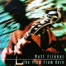 Matt Flinner - View from Here [New CD]