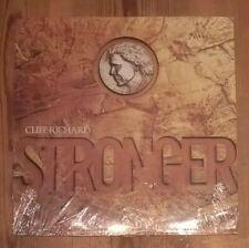 Cliff Richard – Stronger Vinyl LP Album 1989 33rpm  EMI – EMD 1012