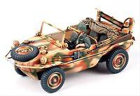 Tamiya 1:35, 35224 Schwimmwagen Type 166, WWII, GMK World War II, Plastikmodellb