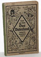 La patria-libro de lectura para escuelas primarias Volumen II-Lund/suhr