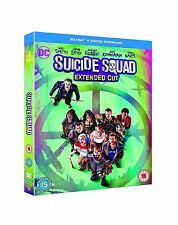 Suicide Squad Extended Cut Blu-ray UV Aj213