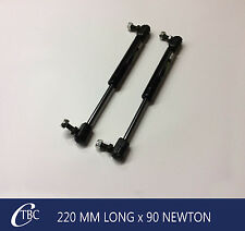 1 Pair 220MM Long x 90n Gas Struts Springs newton Caravan Camper Trailer Canopy