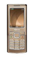 Nokia  Classic 6500 - Bronze (Ohne Simlock) Handy