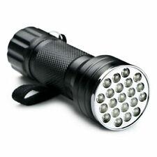 Uv Flashlight Black Light Flashlight Ultraviolet Led Pet Urine Stains Bed Bug