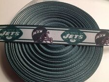 """5/8""""  New York J inspired Grosgrain Ribbon - By The Yard - USA Seller"""