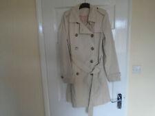 Casual Trench Coats Cotton Outer Shell Coats, Jackets & Waistcoats for Women