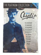 Charlie Chaplin The Platinum Collection 2 Coffret DVD