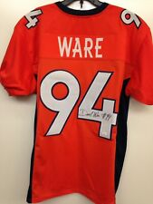 DeMarcus Ware Signed Broncos Custom Stitched Jersey - JSA