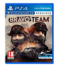 Juego Sony PS4 Bravo Team VR