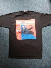 More details for tom jones uk  tour shirt 2021.size medium .