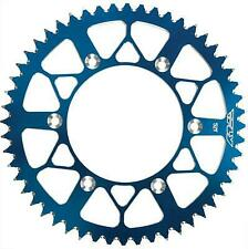 New Fly Racing Rear Aluminum Blue Sprocket Husqvarna KTM 125 150 250 350 450