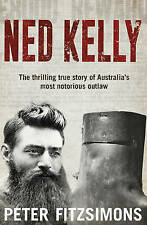 Ned Kelly, Good Condition Book, FitzSimons, Peter, ISBN 9780593074923