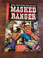 Masked Ranger #1 Premiere Comics 1954 VG SCARCE