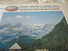 Alpenbahnen Westalpen K 46 Waadtland Schmalspur Bex Nach Aigle