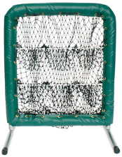 Pitchers Pocket 9 Hole Baseball Softball Portable Pitching Target Trainer Green
