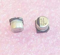 2 pcs Nichicon  SMD Kondensator Elko 1000uF 6,3V  8x10mm 105° 1000h  NEW  #BP