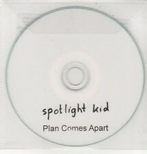 (DD243) Spotlight Kid, Plan Comes Apart - 2012 DJ CD