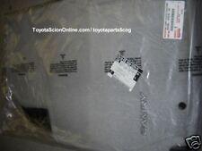 1997-2001 Toyota Camry GRAY Floor Mats 00200-32970-33 Genuine Toyota 4 PC